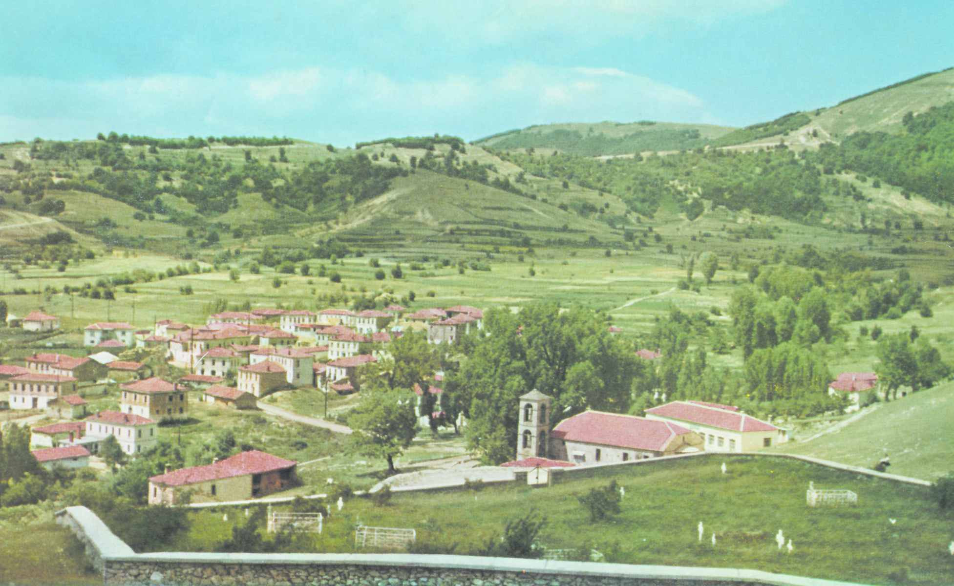 The Village of Chereshnitsa (Polykerasos)