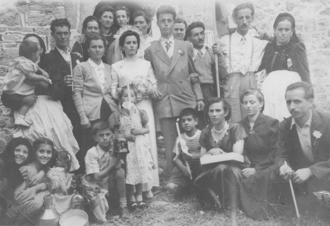 Dineto Rogoff and Tsilia Stasina