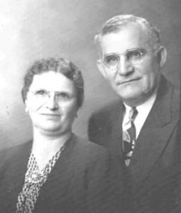 Anna & Elo Kalkoff, 1955