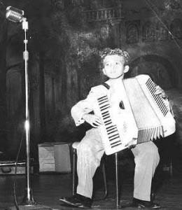 Steve Jugloff at 14 years old