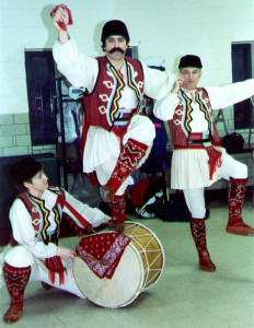 1994 (Practicing for the Macedonian suite)