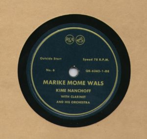 Kime Nanchoff RCA #6 Marike Mome Wals